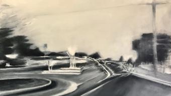 Roundabout  on the School Run