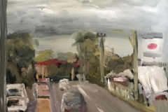 Marri Road, en plein air.