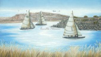 Sailing Boats,  2009