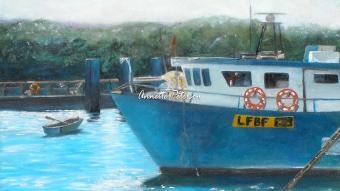 Blue Trawler 2009
