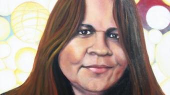 Moving In Creative Circles - Gina Williams, 2014