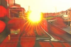 Morning Sunshine! 2012